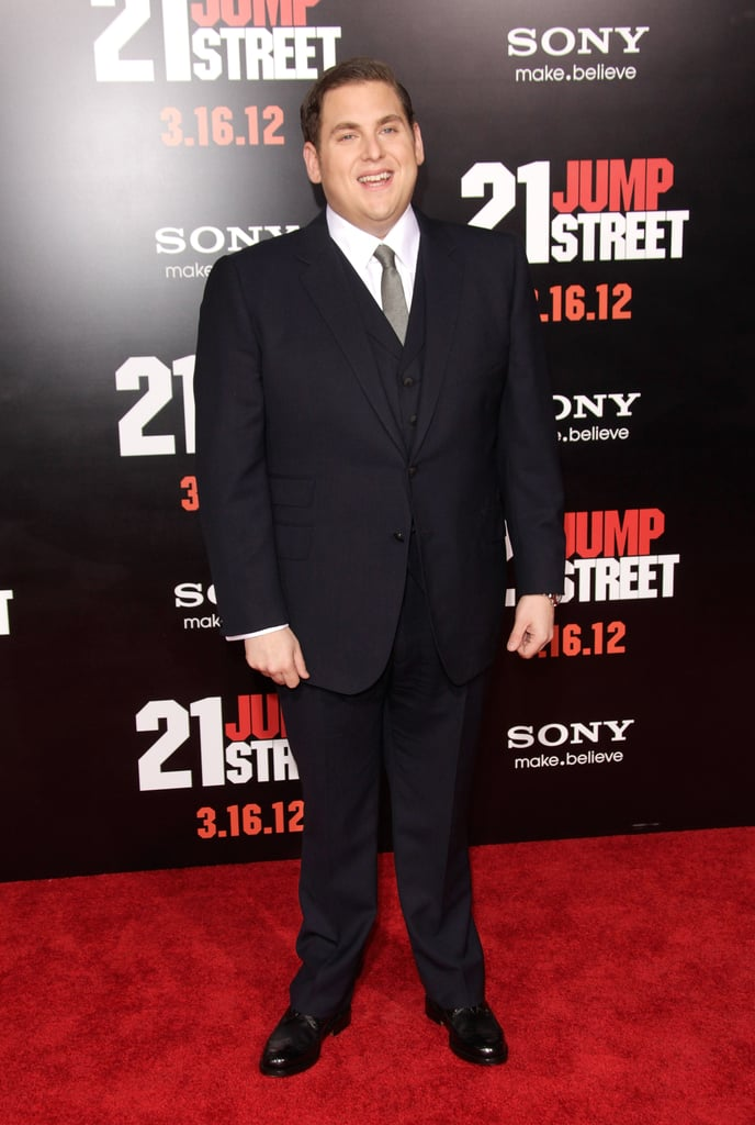 Jonah Hill served as an executive producer on the film.
