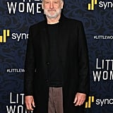 Pictured: Bill Pullman at the Little Women world premiere.