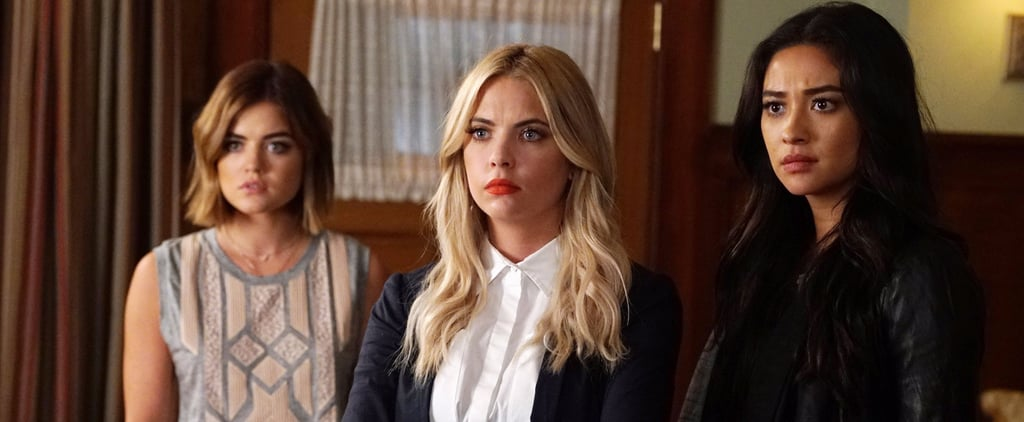 We Have a Good Idea Who A.D. Is on Pretty Little Liars, and no, It's Not Lucas