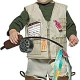 Future Fisherman Costume
