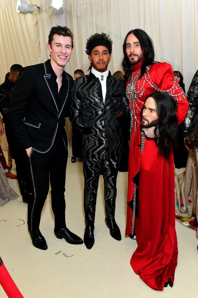 Best Men's Fashion at the Met Gala 2019