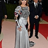 Thalia at Met Gala 2016