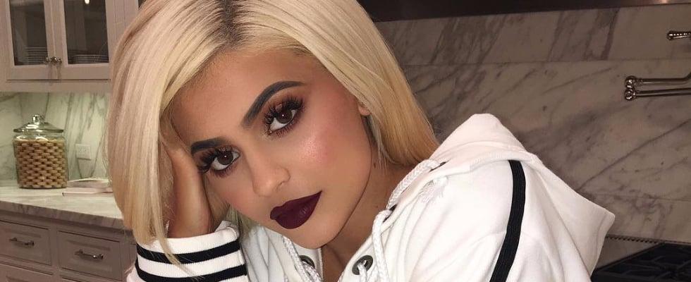 Kylie Jenner Food Snapchats