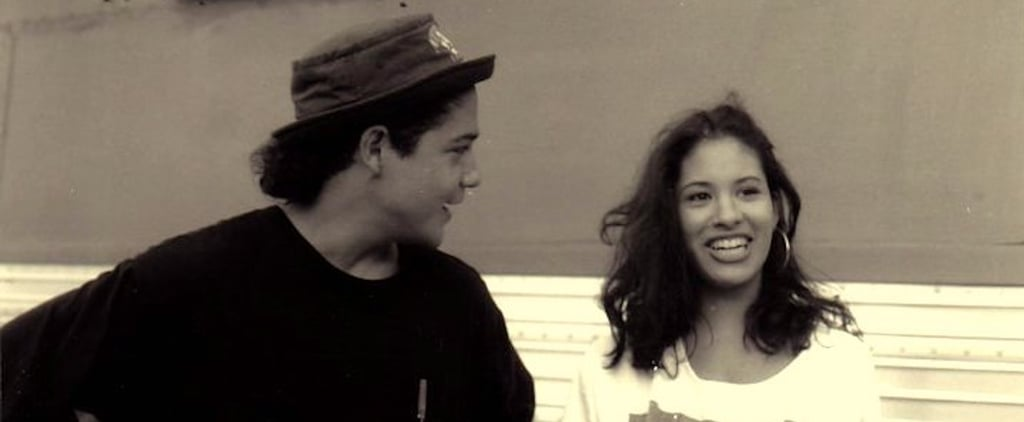 See Pictures of Selena Quintanilla and Chris Pérez