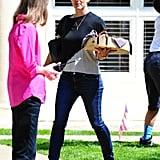Jennifer Garner Out in LA June 2016 | Pictures