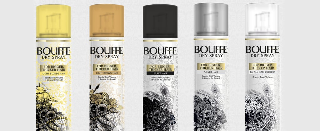 Bouffe Dry Spray Hair Product Review