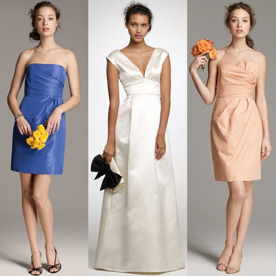J.Crew 2011 Bridal and Bridesmaid Collection Lookbook