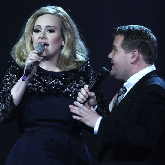 Adele Flips the Bird at Brit Awards (Video)