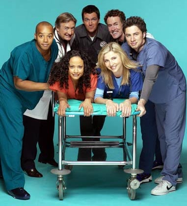 Zach Braff Says Scrubs Is Over on Facebook