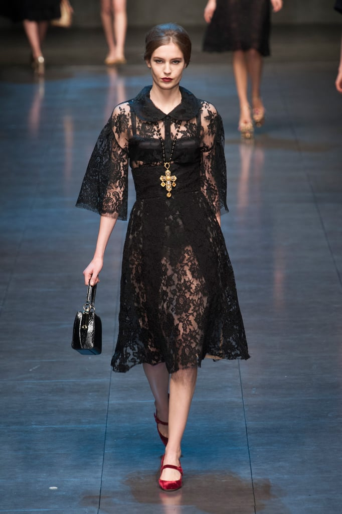 Dolce & Gabbana Fall 2013