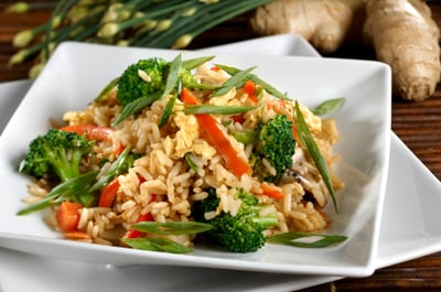 Recipe: 10-Minute Fried Rice