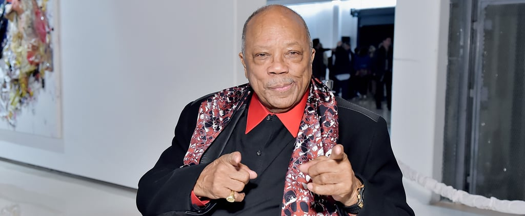 """Quincy Jones Issues an Iconic Apology For His """"Word Vomit"""" in Recent Interviews"""
