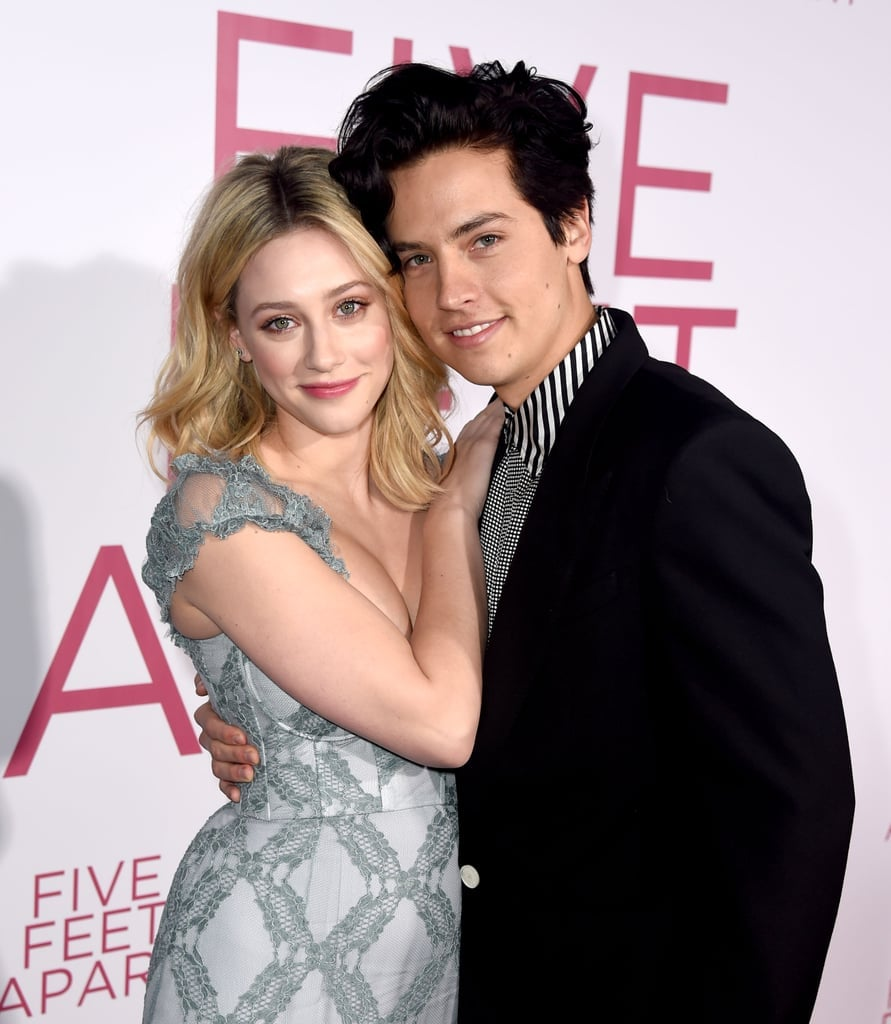 Cole Sprouse and Lili Reinhart Cute Pictures