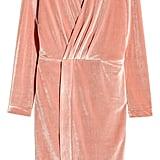 Velour Dress ($50)