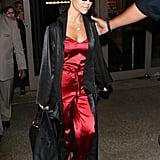 Kourtney Kardashian Is a Fan of the Birkin Bag Too