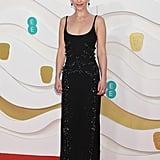 Emilia Clarke at the 2020 British Academy Film Awards