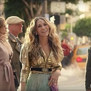 Sarah Jessica Parker Stella Artois Ad 2019