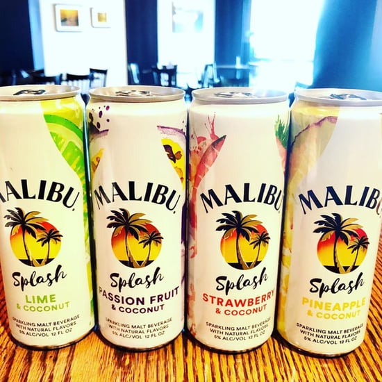 Malibu Splash Canned Coconut Cocktails