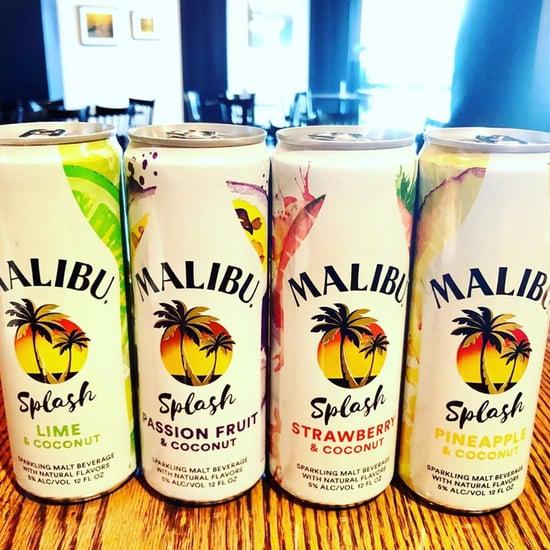 Malibu Splash Canned Coconut Cocktails