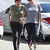 Jennifer Garner Fits in Pre-Premiere Gym Time With Her Mom
