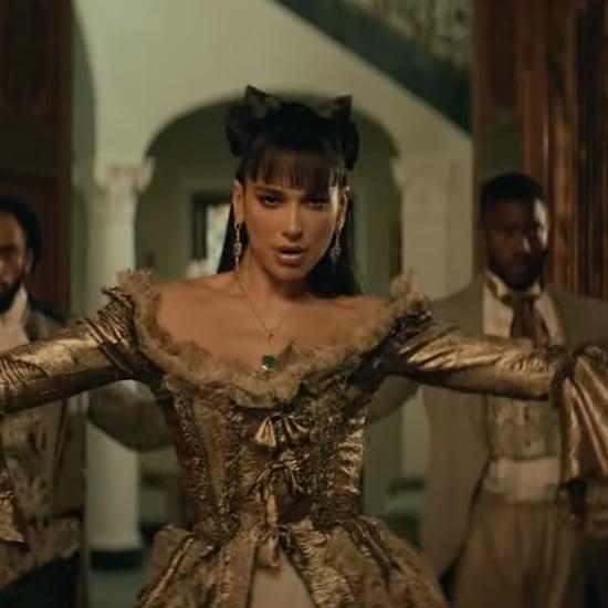 "Watch Dua Lipa in Pop Smoke's 18th-Century ""Demeanor"" Video"