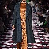 Storm Reid on the Miu Miu Fall 2020 Runway at Paris Fashion Week