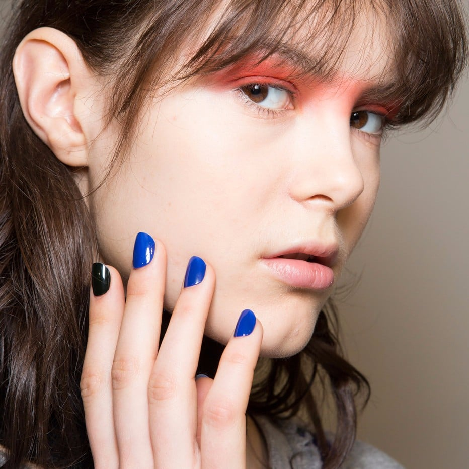 Nail Trends Fall 2017 | London Fashion Week | POPSUGAR Beauty