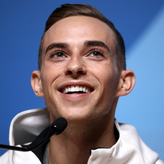 Adam Rippon Beauty Tips