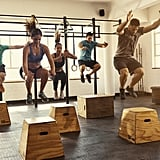 A 36-Minute CrossFit Workout
