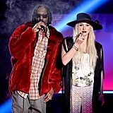 Snoop Dogg and Ke$ha made up one of the memorable highlights from the show.