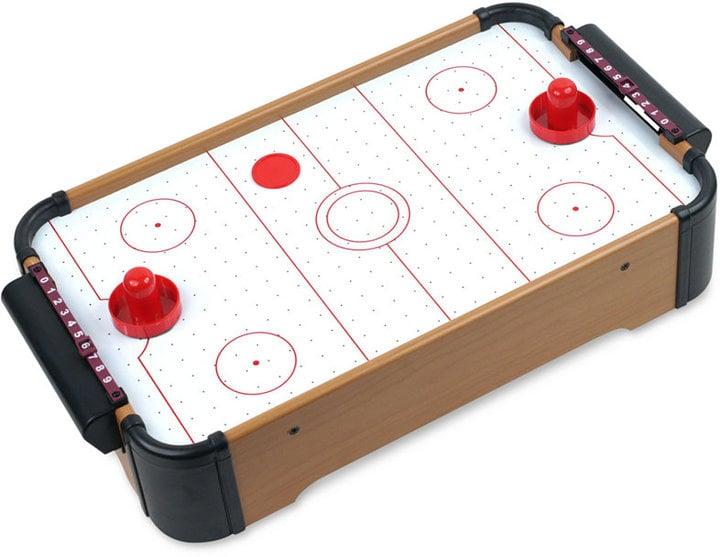 Mini Tabletop Air Hockey Set