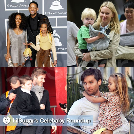 Pictures of Celebrities and Their Babies 2011-02-15 18:14:00