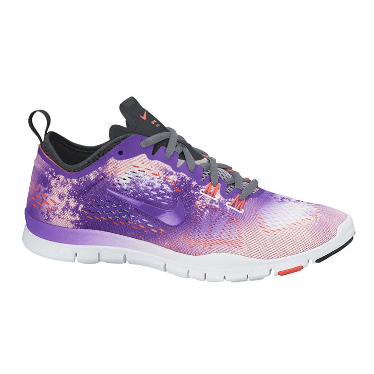Nike Free 5.0 TR Fit 4 Print, $150 Mesh upper provides lightweight support  and lock