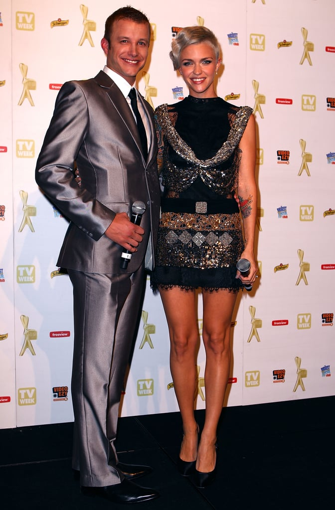 2010: Luke Jacobz and Ruby Rose