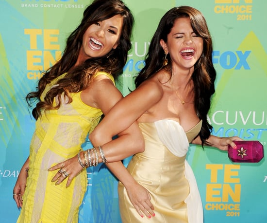 The Top 10 Celeb Manicures From the 2011 Teen Choice Awards