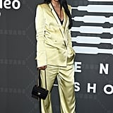 Chanel Iman at the Savage x Fenty New York Fashion Week Show