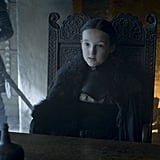 Can Lyanna Mormont just take the Iron Throne already?