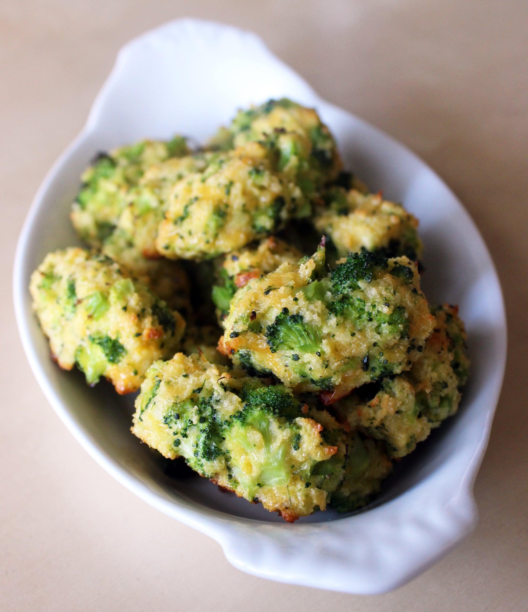Broccoli Tater Tots POPSUGAR Fitness