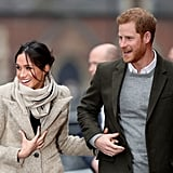 January 2018: Their First Royal Engagement