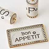 Bistro Tile Salt & Pepper Shakers