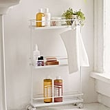 Urban Outfitters Tower Bathroom Storage Cart