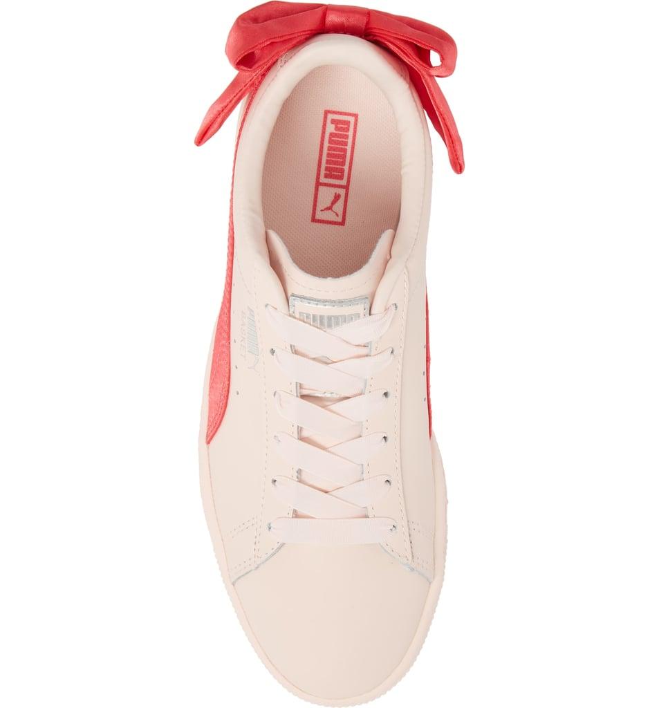 the best attitude 11b30 2ba93 Puma Basket Bow AC Sneakers | Best Back-to-School Sneakers ...