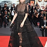 This Valentino dress stole the show at Venice Film Festival's closing ceremony.