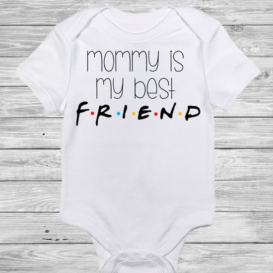 Friends TV Show Baby Gifts