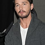 Shia LaBeouf and Rosie Huntington-Whiteley Wrap Their Asia Press in Japan