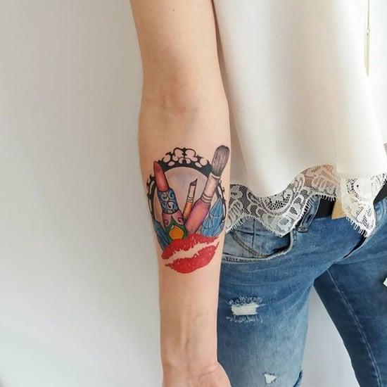 Makeup Tattoo Ideas