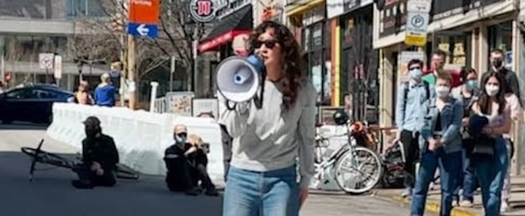 Watch Sandra Oh's Powerful Speech at Stop AAPI Hate Rally