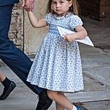 Charlotte, Age 3