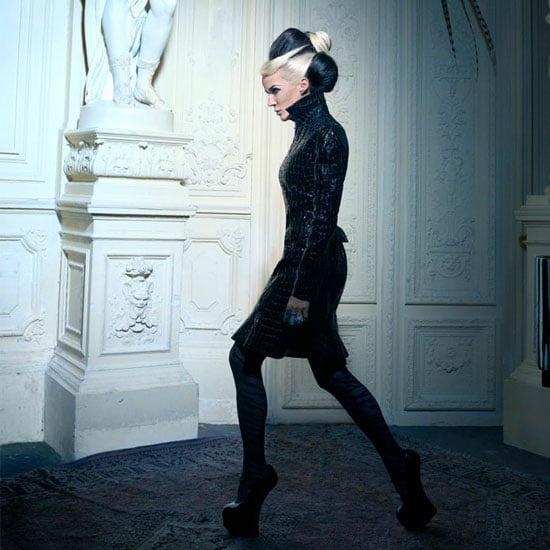 Style Icon Daphne Guinness Celebrated in Tatler Hong Kong Fashion Shoot: See her Signature Couture Style