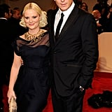 Amy Poehler and Will Arnett in 2011